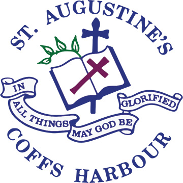 St Augustine's Primary School [Coffs Harbour] - In all things may God be glorified
